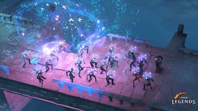 Magic Legends Combat
