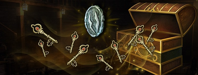 Neverwinter Key and Mount Bundles, Sale on Campaign Buyouts and a Free Bag for All!