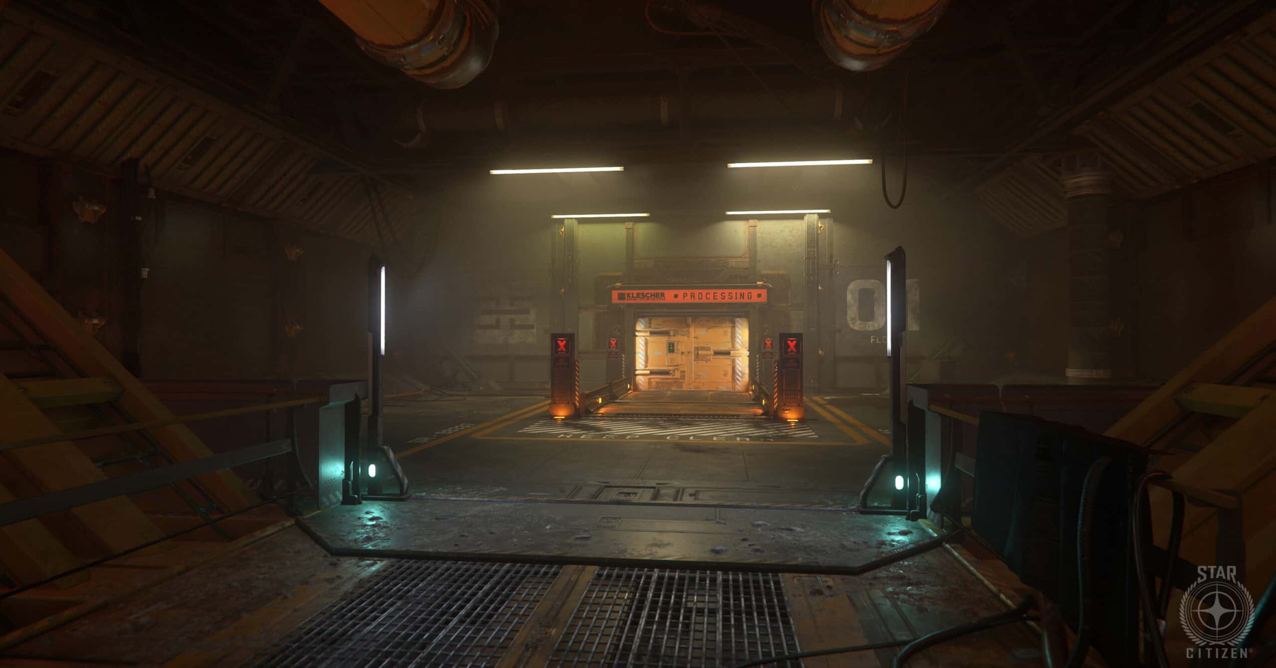 Star Citizen Monthly Report for March Looks at AI, Animations and More
