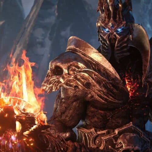 Conquest PvP Vendors Return in Shadowlands
