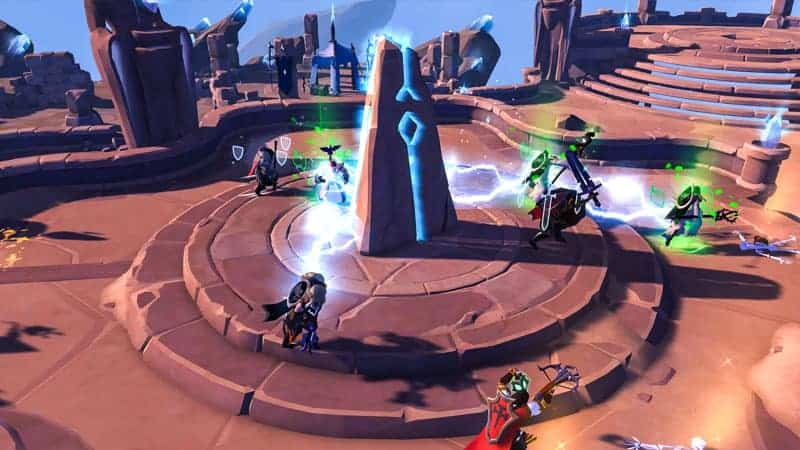 Albion Online Announce Off-Season Crystal Tournament
