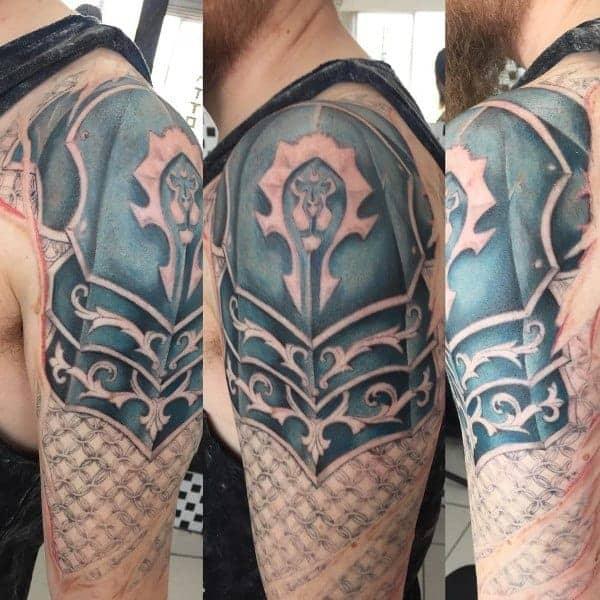 60+ WoW Tattoo Ideas - The Best World of Warcraft Tattoos 30