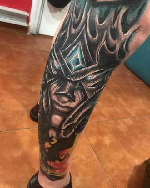 60+ WoW Tattoo Ideas - The Best World of Warcraft Tattoos 41