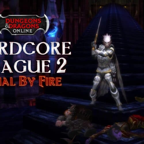 DDO Hardcore League Season 2 Has Ended