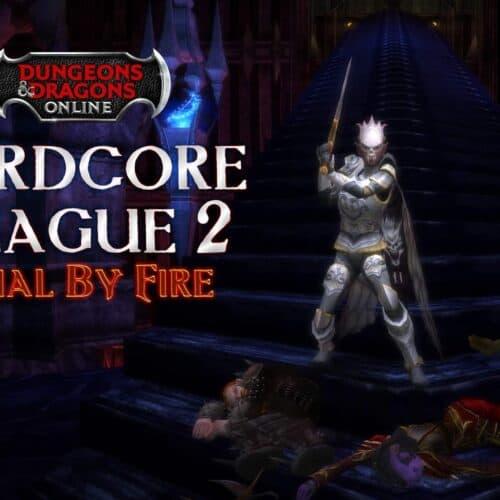 DDO Hardcore League Season 2 Has Ended