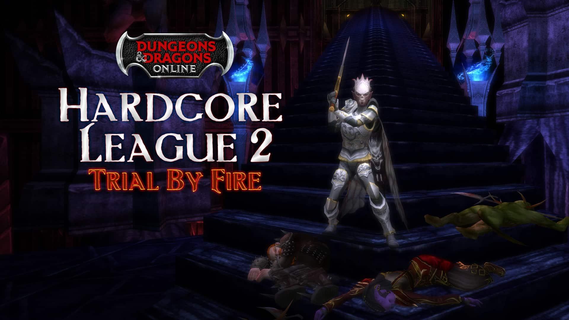 DDO Hardcore League