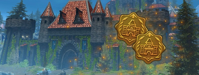 Double Guild Marks & Stronghold SHards in Neverwinter 1