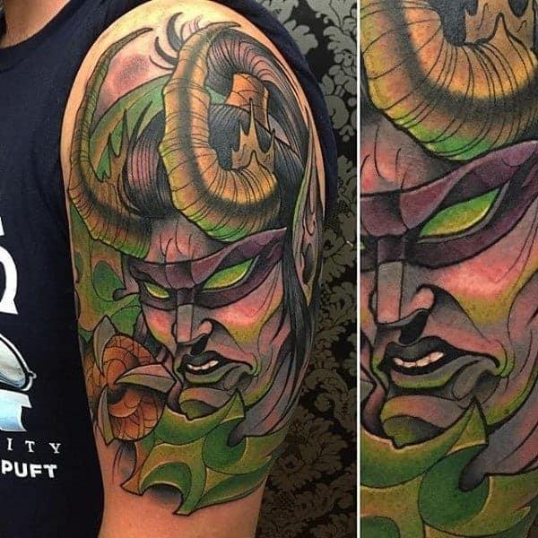 60+ WoW Tattoo Ideas - The Best World of Warcraft Tattoos 54