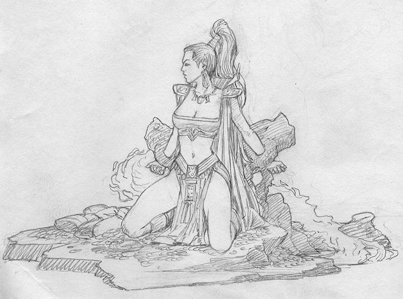 The Best Art From the Everquest Franchise 11