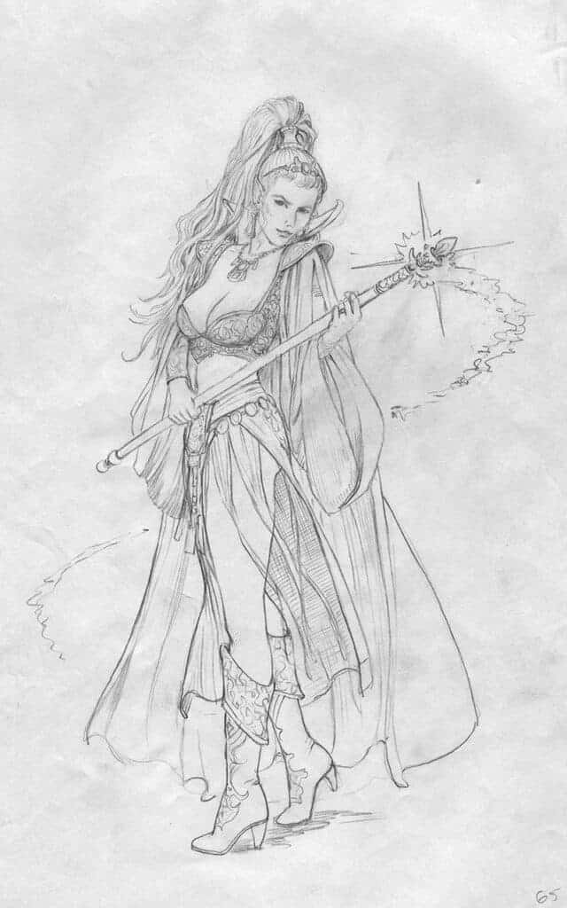 The Best Art From the Everquest Franchise 9