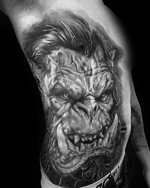 60+ WoW Tattoo Ideas - The Best World of Warcraft Tattoos 27