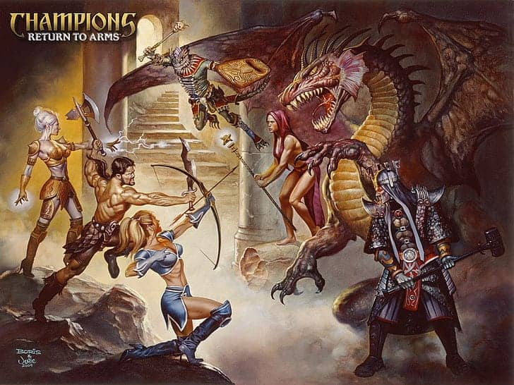 The Best Art From the Everquest Franchise 20