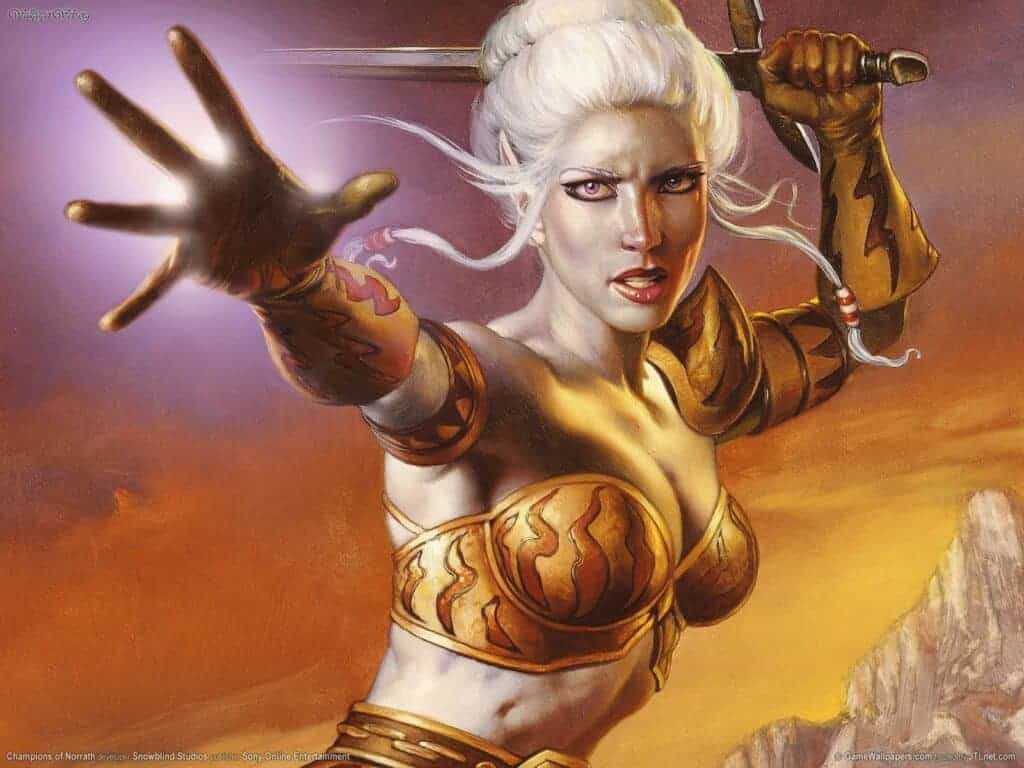 The Best Art From the Everquest Franchise 26