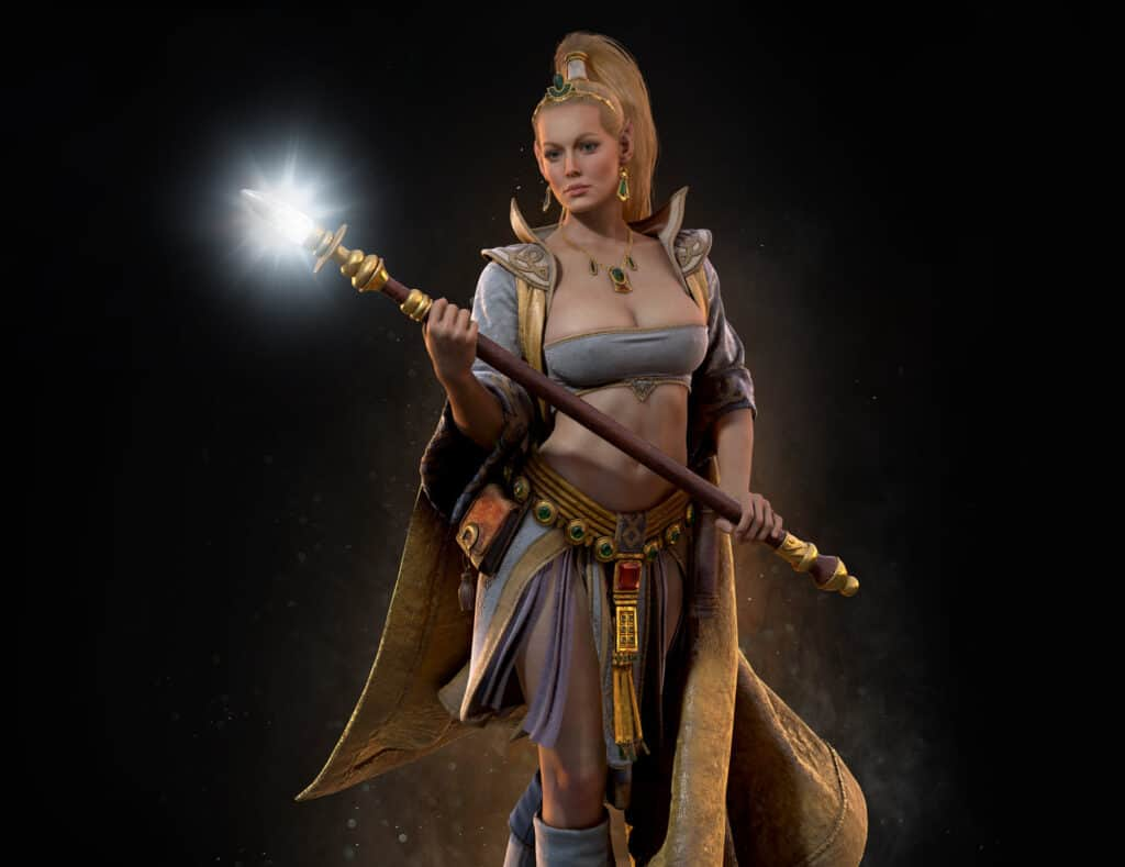 The Best Art From the Everquest Franchise 27