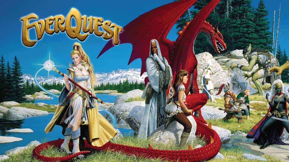 Everquest Server Merges on May 20th