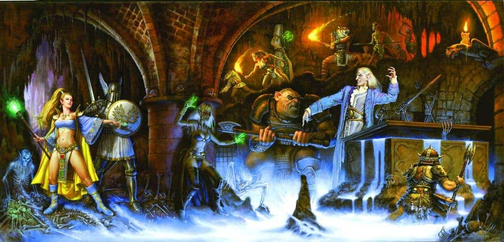 The Best Art From the Everquest Franchise 21