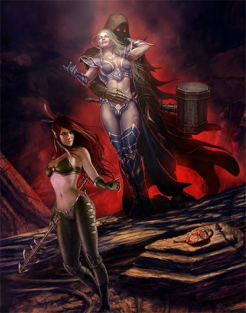 The Best Art From the Everquest Franchise 29