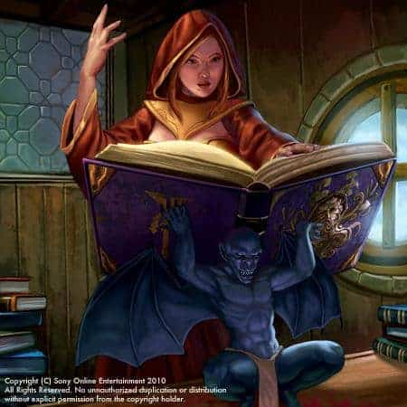 The Best Art From the Everquest Franchise 31