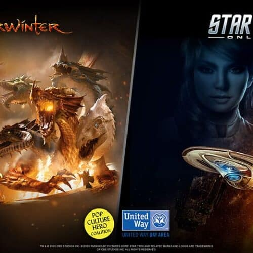 Buy Charity Packs in Neverwinter and Star Trek Online