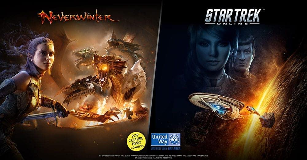 Buy Charity Packs in Neverwinter and Star Trek Online 1