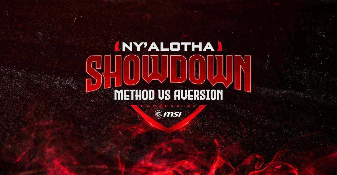 Ny'alotha Showdown: Method Vs. Aversion by MSI 1