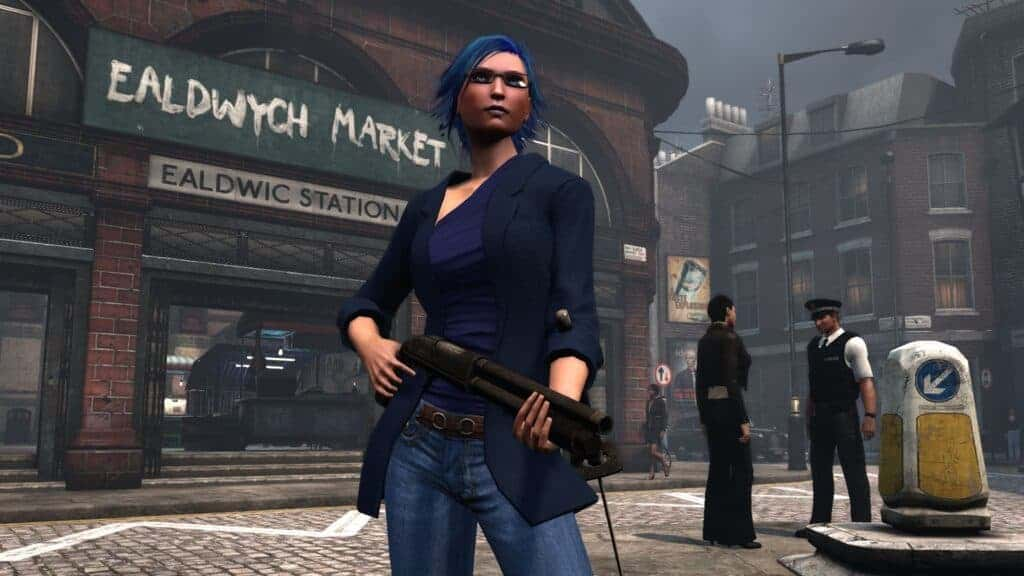 Secret World Legends feature guns of different sorts