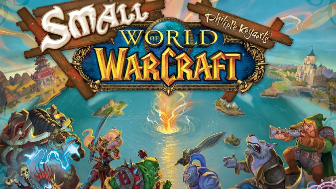Small World of Warcraft Boardgame Will Let You Take Over Azeroth With Your Friends