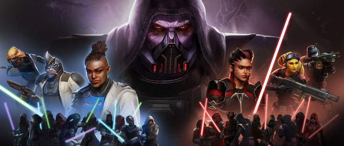 Star Wars: The Old Republic Extends Double XP Until June 16th