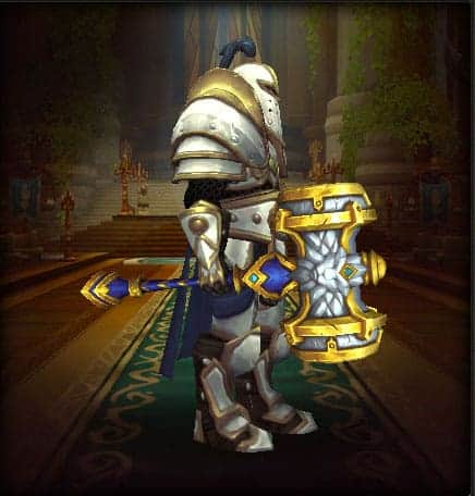 11 Best Retribution Paladin Transmog Weapons 8