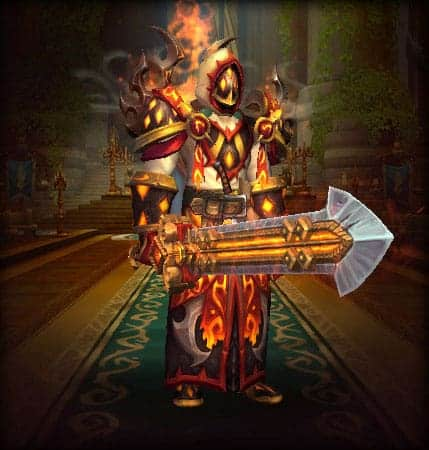 11 Best Retribution Paladin Transmog Weapons 4