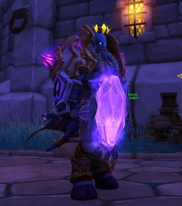 11 Best Retribution Paladin Transmog Weapons 9
