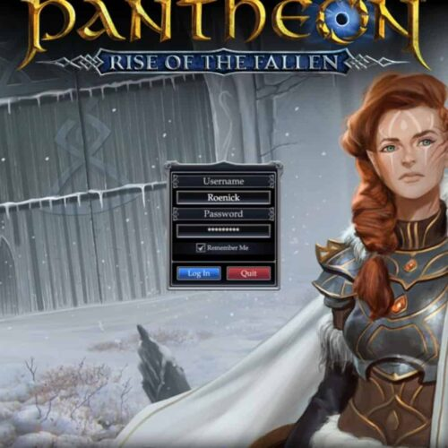 Pantheon Pre-Alpha 5 SHakeout Preview Shows Character Creation and Early Gameplay