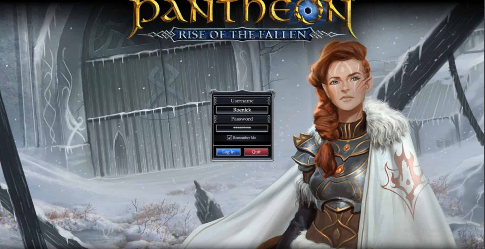 Pantheon Pre-Alpha 5 SHakeout Preview Shows Character Creation and Early Gameplay 7