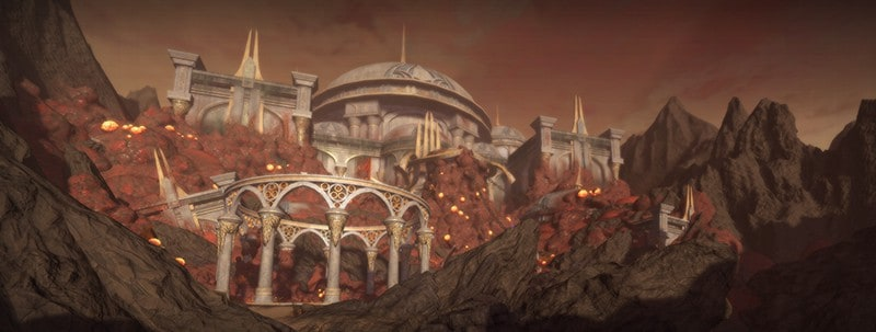 The Redeemed Citadel Limited Time Campaign Launches In Neverwinter 2