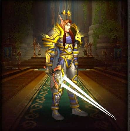 11 Best Retribution Paladin Transmog Weapons 11