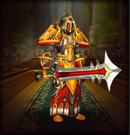 11 Best Retribution Paladin Transmog Weapons 1