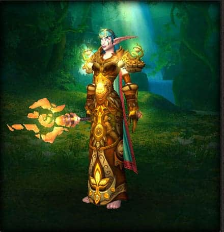 10 Best Druid Transmog sets 7