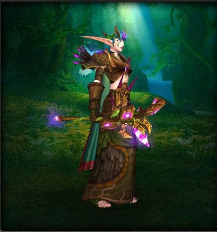 10 Best Druid Transmog sets 5