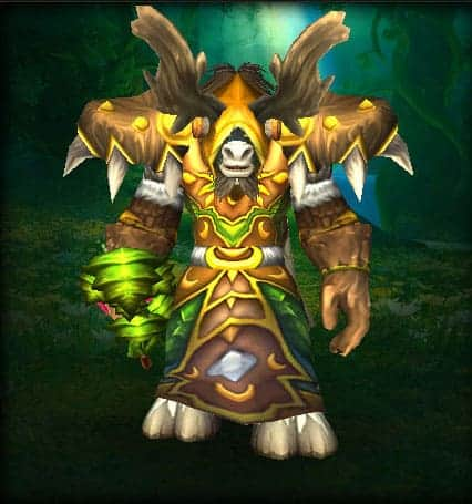 10 Best Druid Transmog sets 3