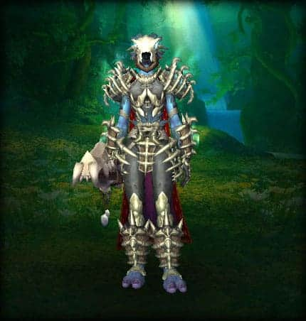 10 Best Druid Transmog sets 4