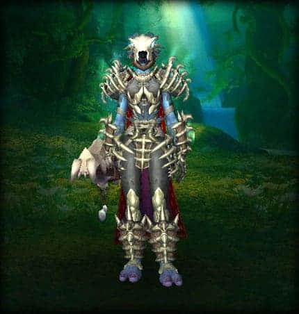10 Best Druid Transmog sets 4
