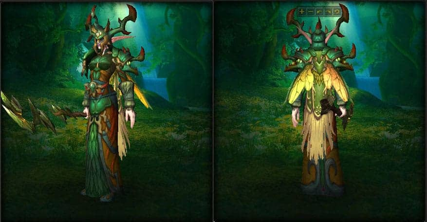 10 Best Druid Transmog sets 8