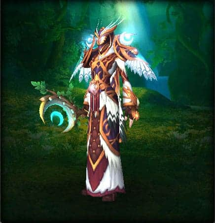 10 Best Druid Transmog sets 1