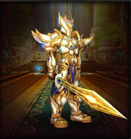 11 Best Retribution Paladin Transmog Weapons 6