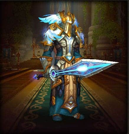 11 Best Retribution Paladin Transmog Weapons 7