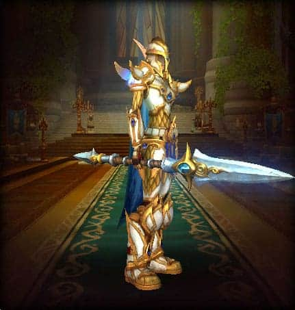 11 Best Retribution Paladin Transmog Weapons 12