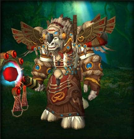 10 Best Druid Transmog sets 6