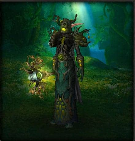 10 Best Druid Transmog sets 9