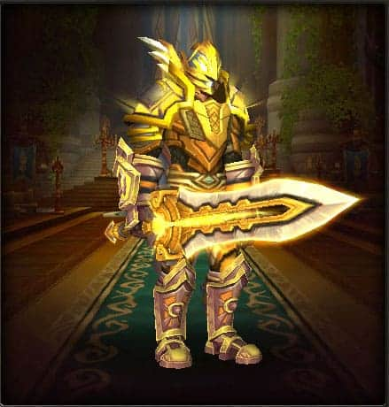 11 Best Retribution Paladin Transmog Weapons 3