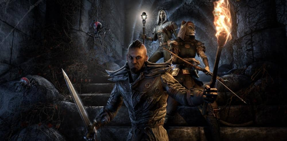 ESO: Double Gold, Resource Node Drops and Experience 11